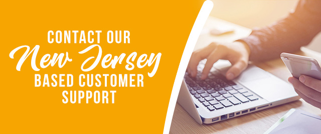 24-7 New Jersey Based Customer Support
