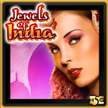 Jewels of India Online Slots