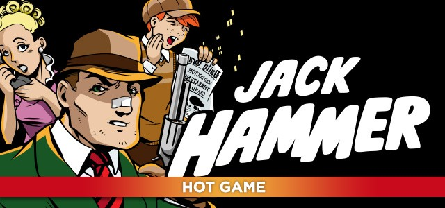 Jack Hammer 2™ Slot Machine Game to Play Free in NetEnts Online Casinos