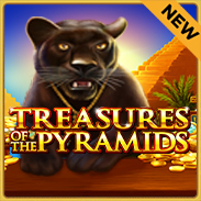 Treasures of Pyramid Online Slots