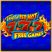 Triple Red Hot 7 Online Slots