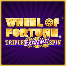 Wheel of Fortune Triple Extreme Spin Online Slot