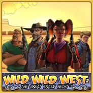 Wild Wild West Great Train Heist Online Slot