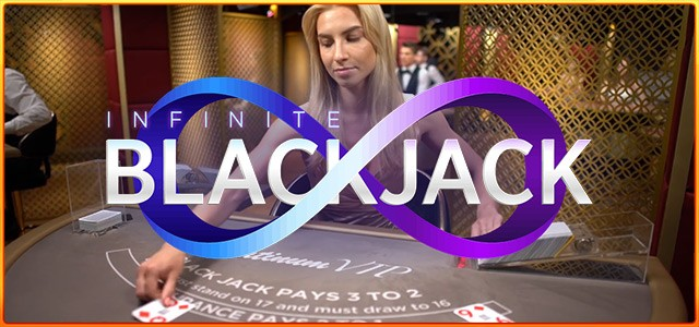 Infinite Blackjack