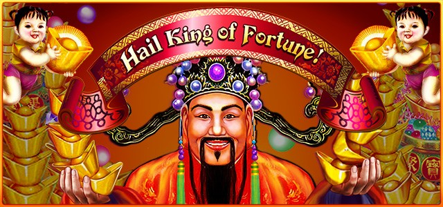 Spiele Hail King Of Fortune - Video Slots Online